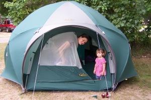 Home, Sweet Six-Man Tent