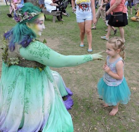 Fairy poke: danger imminent.